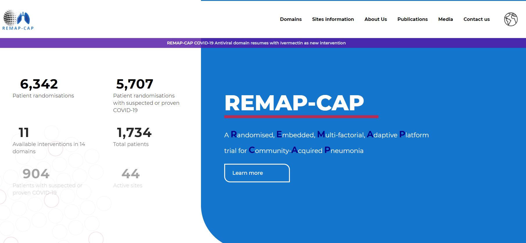 remapcap-homepage